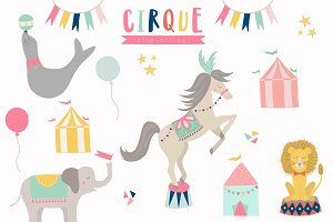 Circus Clip Art - Carnival Clip Art