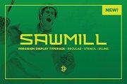 Sawmill | Athletic Display