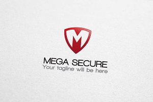 Maximum Security - M Logo