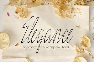 Elegance Script (-20% off)