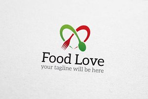 Food Love Logo