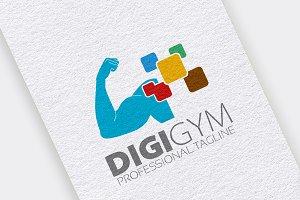 Digital GYM Logo
