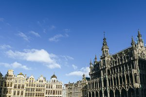 The Grand Place of Brussels