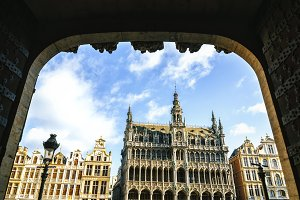 The King's House on the Grand Place