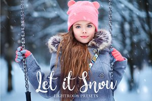 Let it Snow Lightroom Presets