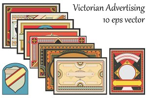 Victorian Advertising Collection