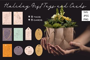 Holiday Gift Tags and Cards 2