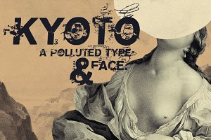 Kyoto Typeface 40% OFF