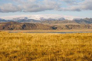 Beautiful Iceland Scenery
