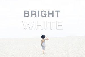 Bright White Lightroom Mobile Preset