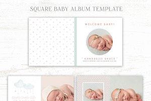Baby Album Template