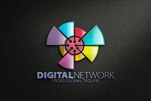 Digital Network Logo