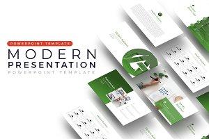 Modern Business Presentation