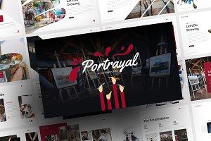 Portrayal - Artistic Presentation