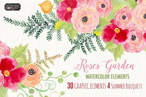 Roses Garden Collection
