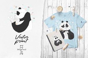 Coffee pandas