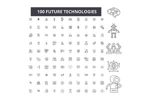 Future technologies editable line