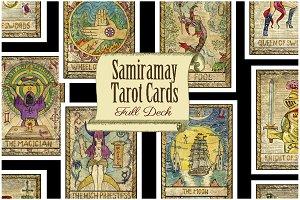 Samiramay Tarot Digital Deck