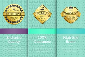 High End Brand Guarantee Exclusive