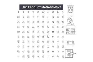 Product management editable line