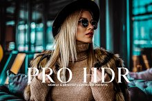 Pro HDR Collection Lightroom Presets by  in Actions