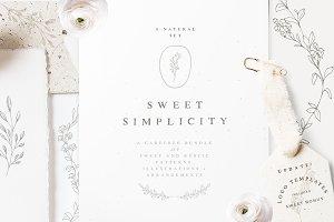 Simplicity - Modern Rustic Bundle
