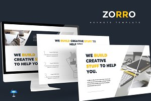 Zorro - Keynote Template