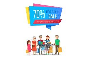 Hot Price Sale Premium Promotion