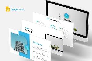 Ulbino -  Google Slides Template