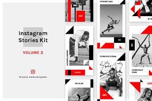 Instagram Stories Kit (Vol.3)