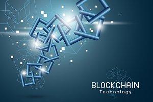 Blockchain technology background