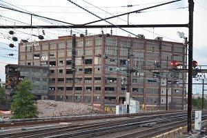 Abandoned Warehouse in Newark