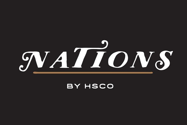 Nations - Hand Drawn Font