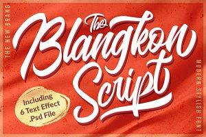 The Blangkon Script + Extra