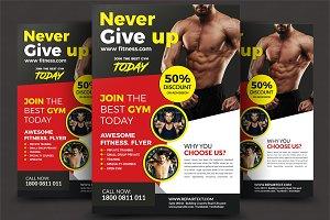Fitness Flyer