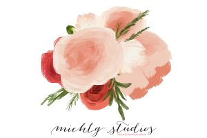 Bouquet 1 PNG clip art