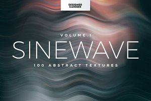 Sinewave ~ 100 Abstract Textures