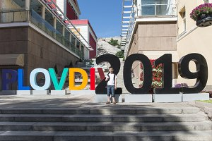 The city of Plovdiv will be the Euro