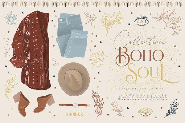 Boho Soul Collection