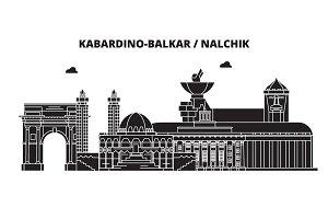 Russia, Kabardino-Balkar, Nalchik