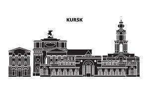 Russia, Kursk. City skyline