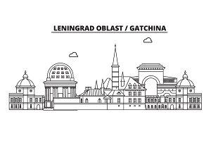 Russia, Leningrad Oblast, Gatchina