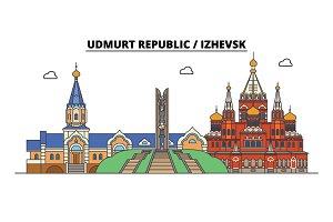 Russia, Udmurt Republic, Izhevsk