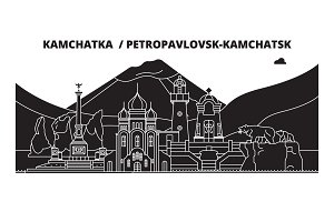 Russia, Kamchatka , Petropavlovsk