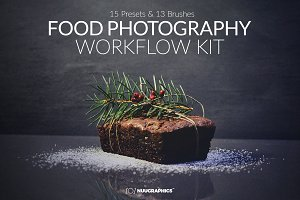 Food Lightroom Presets Kit