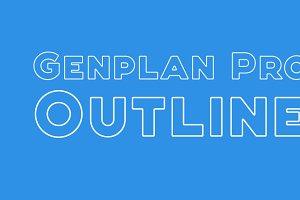Genplan Pro Outline