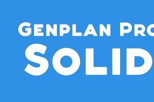 Genplan Pro Solid