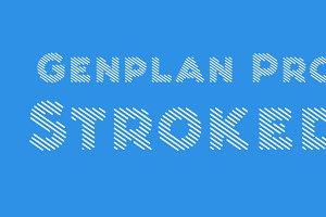 Genplan Pro Stroked