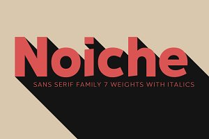Noiche Sans Serif