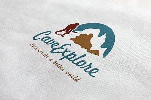 Cave Explorer Logo